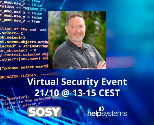 Virtual Security Event